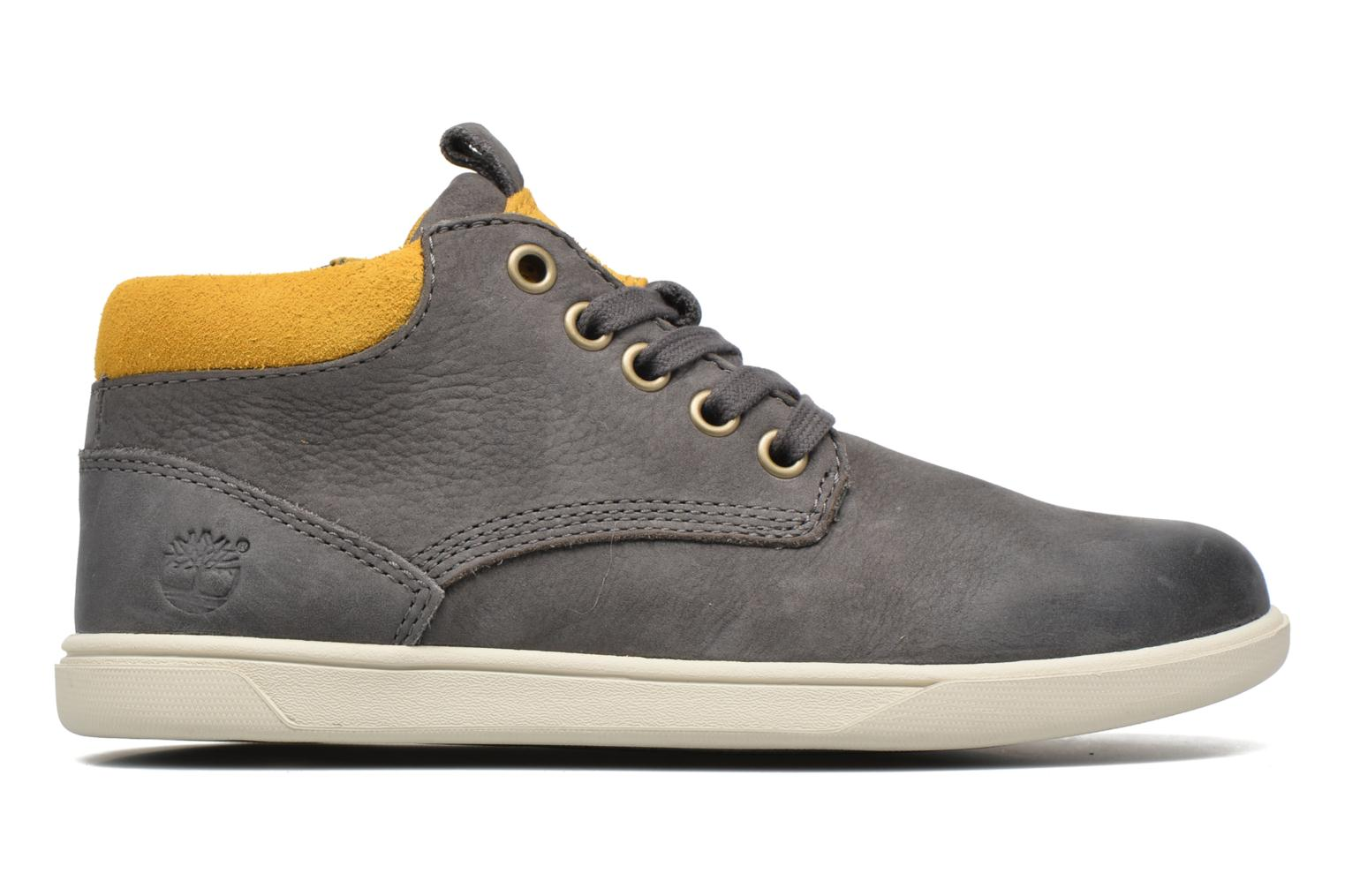 Sneakers Timberland Groveton Leather Chukka Grå se bagfra