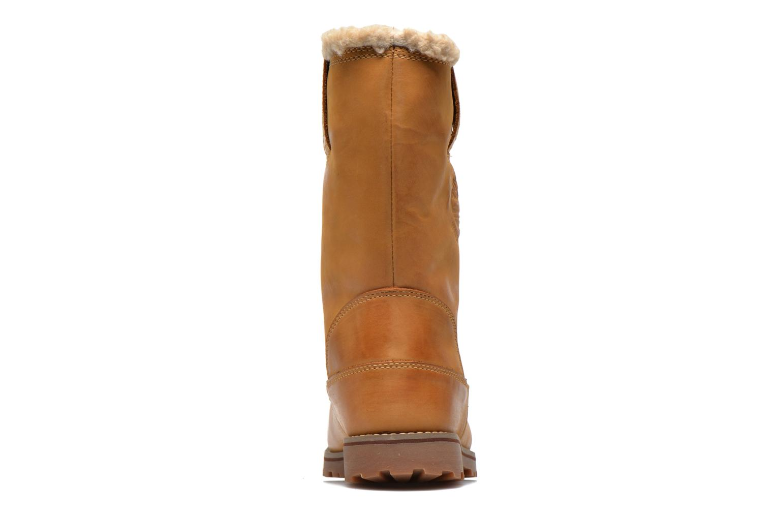 Bottes Timberland Asphtrl 8Inwp Shrl W Beige vue droite