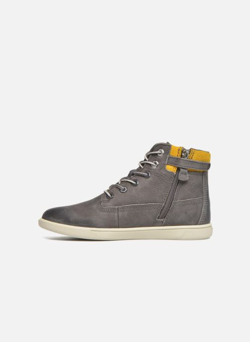Botines  Timberland Groveton 6In Lace with si Gris vista de frente
