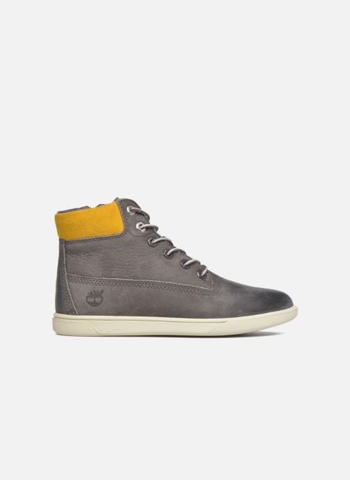 Botines  Timberland Groveton 6In Lace with si Gris vistra trasera