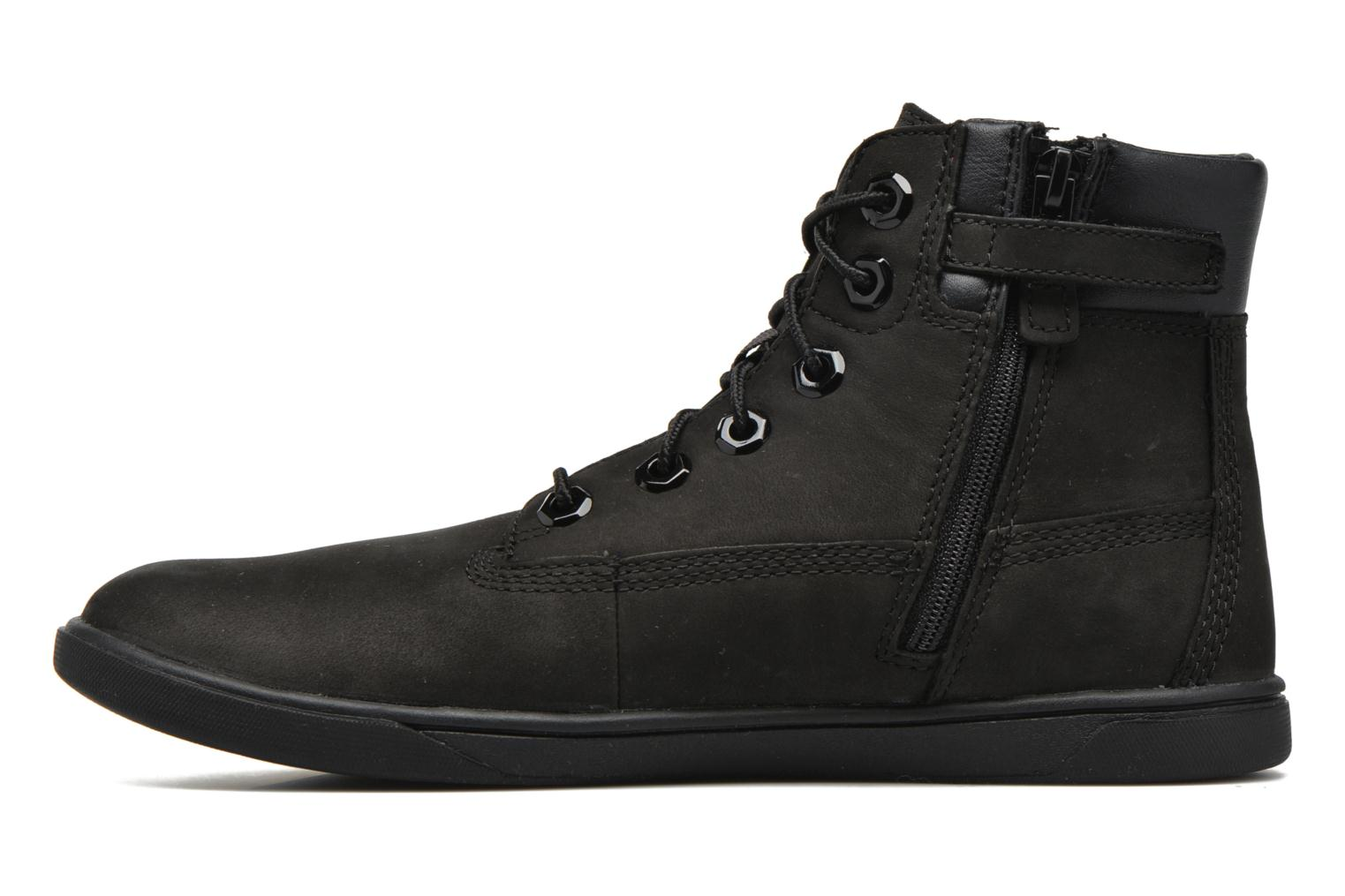 Ankle boots Timberland Groveton 6In Lace with si Black front view