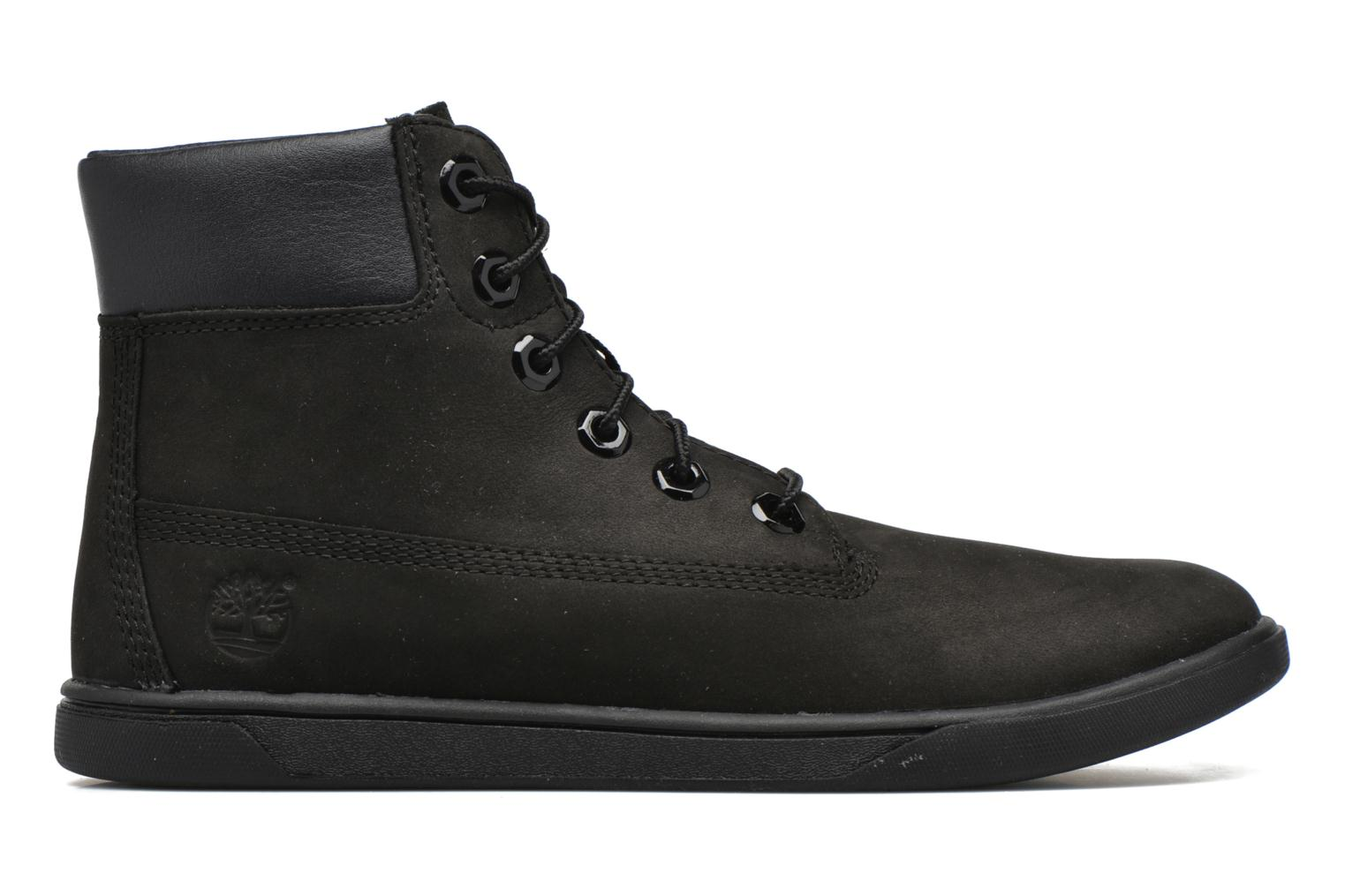 Botines  Timberland Groveton 6In Lace with si Negro vistra trasera