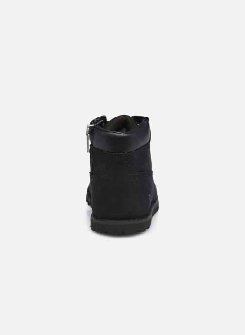 Bottines et boots Timberland Pokey Pine 6In Boot with Noir vue droite