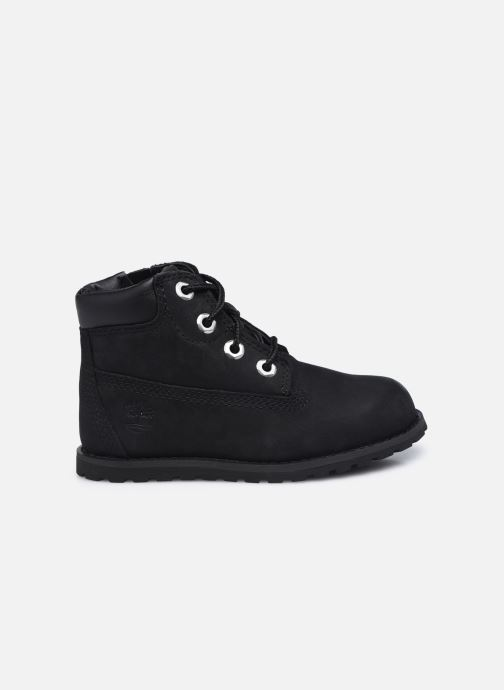 Botines  Timberland Pokey Pine 6In Boot with Negro vistra trasera