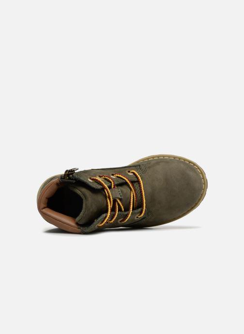 Bottines et boots Timberland Pokey Pine 6In Boot with Vert vue gauche