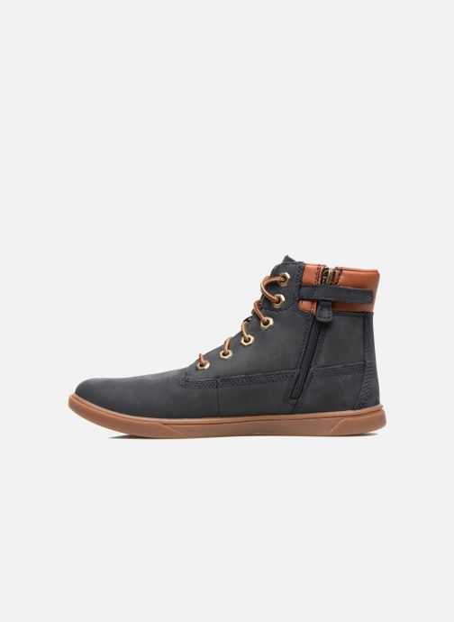 Sneakers Timberland Groveton 6In Lace with si Blauw voorkant