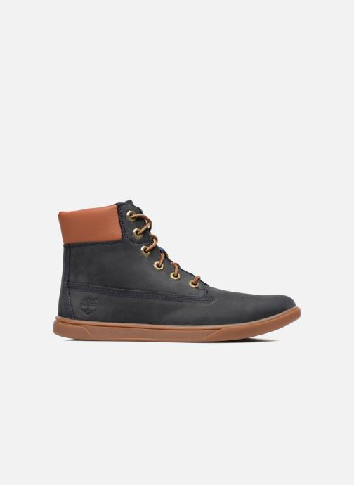 Sneakers Timberland Groveton 6In Lace with si Azzurro immagine posteriore