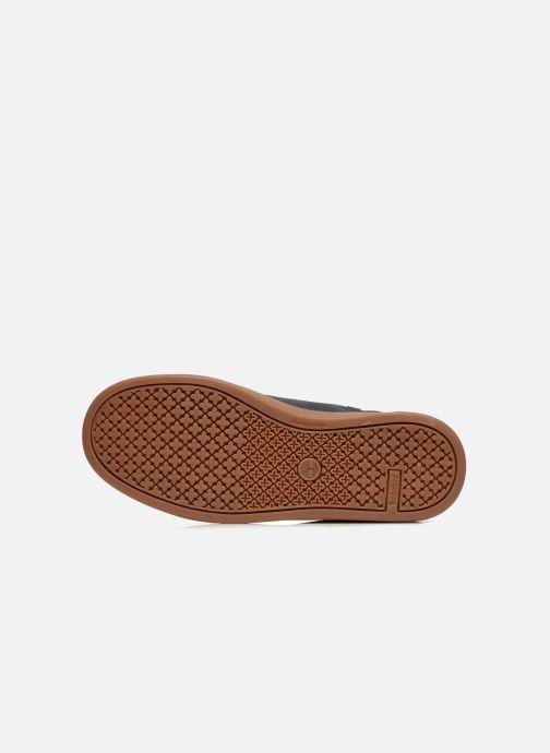 Sneaker Timberland Groveton 6In Lace with si blau ansicht von oben