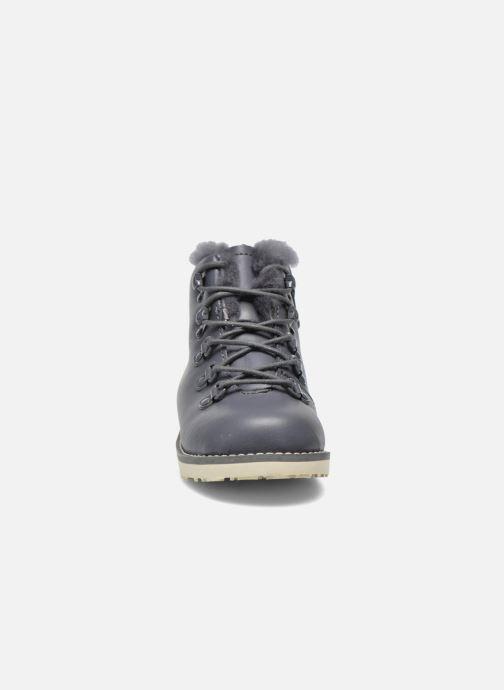Bottines et boots Akid Jasper Gris vue portées chaussures