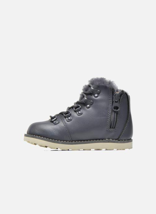 Bottines et boots Akid Jasper Gris vue face