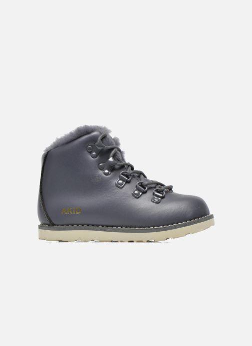 Bottines et boots Akid Jasper Gris vue derrière