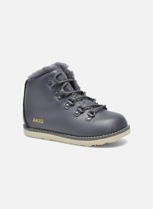 Bottines et boots Akid Jasper Gris vue détail/paire