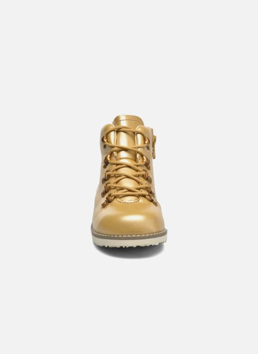 Boots en enkellaarsjes Akid Jasper Goud en brons model