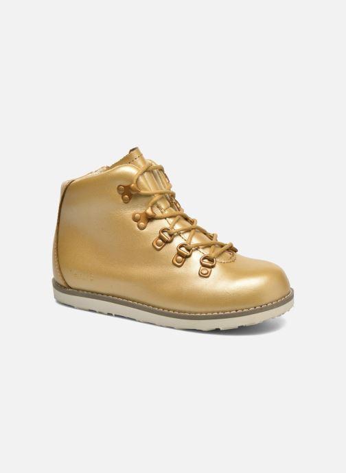 Boots en enkellaarsjes Akid Jasper Goud en brons detail
