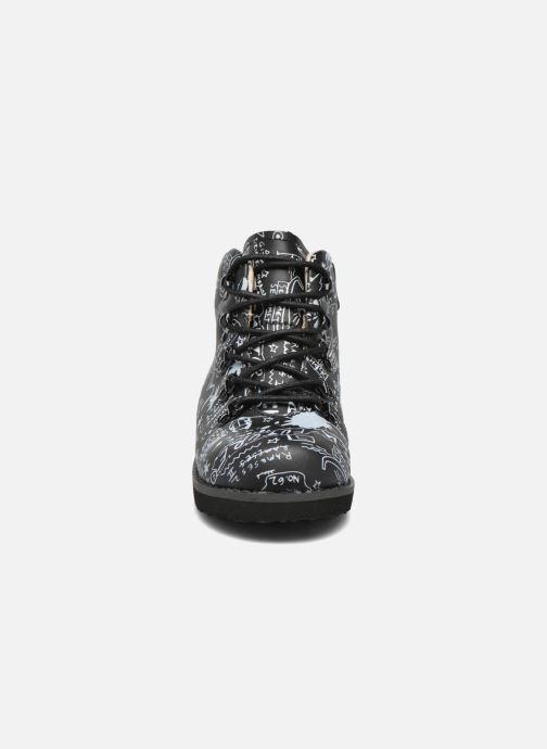 Bottines et boots Akid Jasper Noir vue portées chaussures