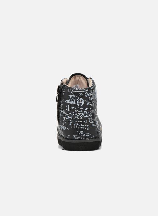 Bottines et boots Akid Jasper Noir vue droite