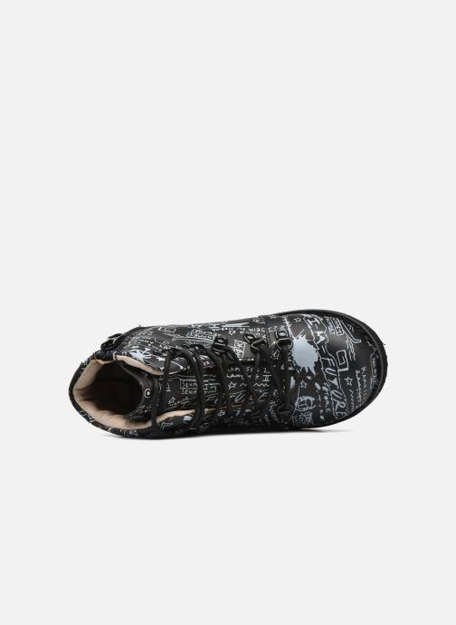 Boots en enkellaarsjes Akid Jasper Zwart links