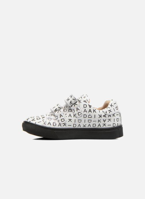 Sneakers Akid Axel Wit voorkant