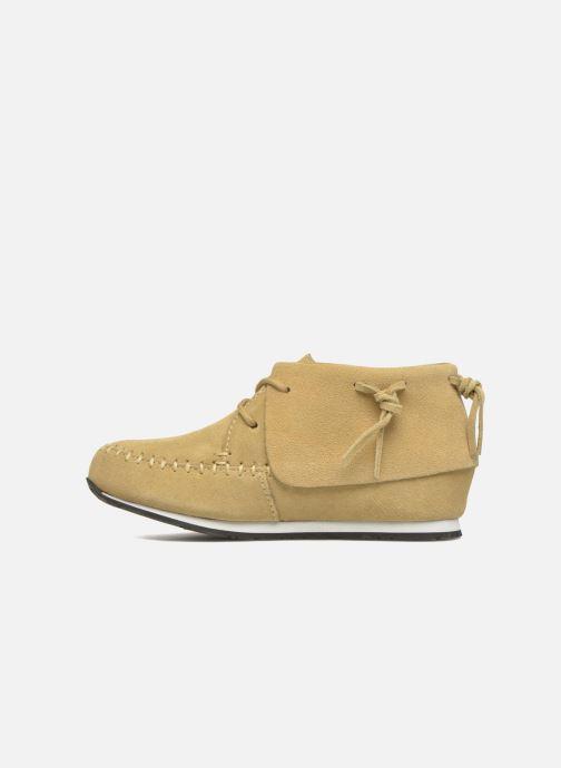 Sneakers Akid Stone Beige voorkant