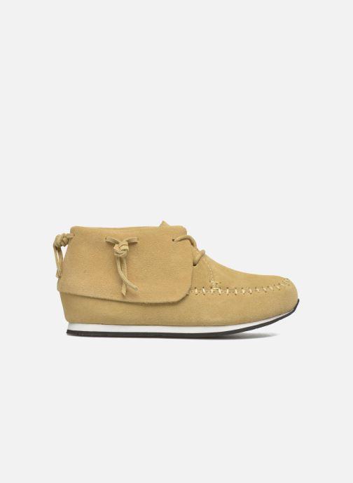Sneakers Akid Stone Beige achterkant