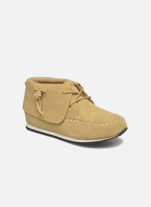 Sneakers Akid Stone Beige detail