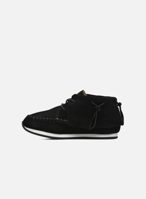 Sneakers Akid Stone Nero immagine frontale