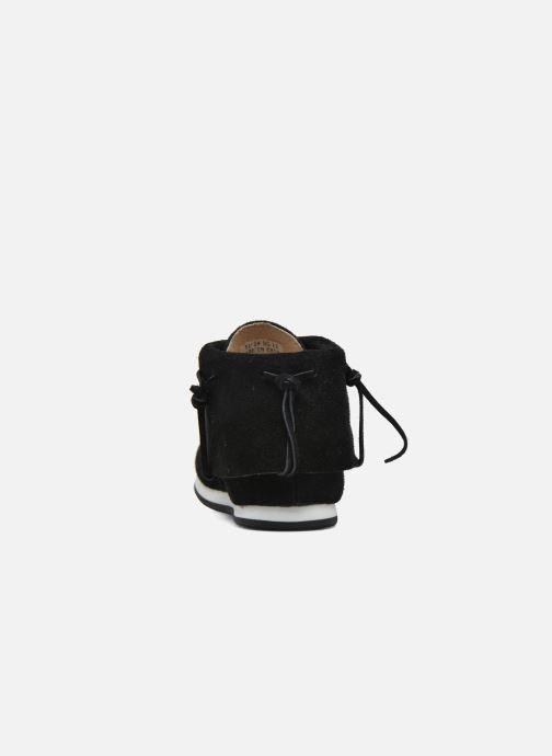 Baskets Akid Stone Noir vue droite