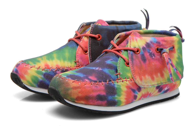 Baskets Akid Stone Multicolore vue 3/4