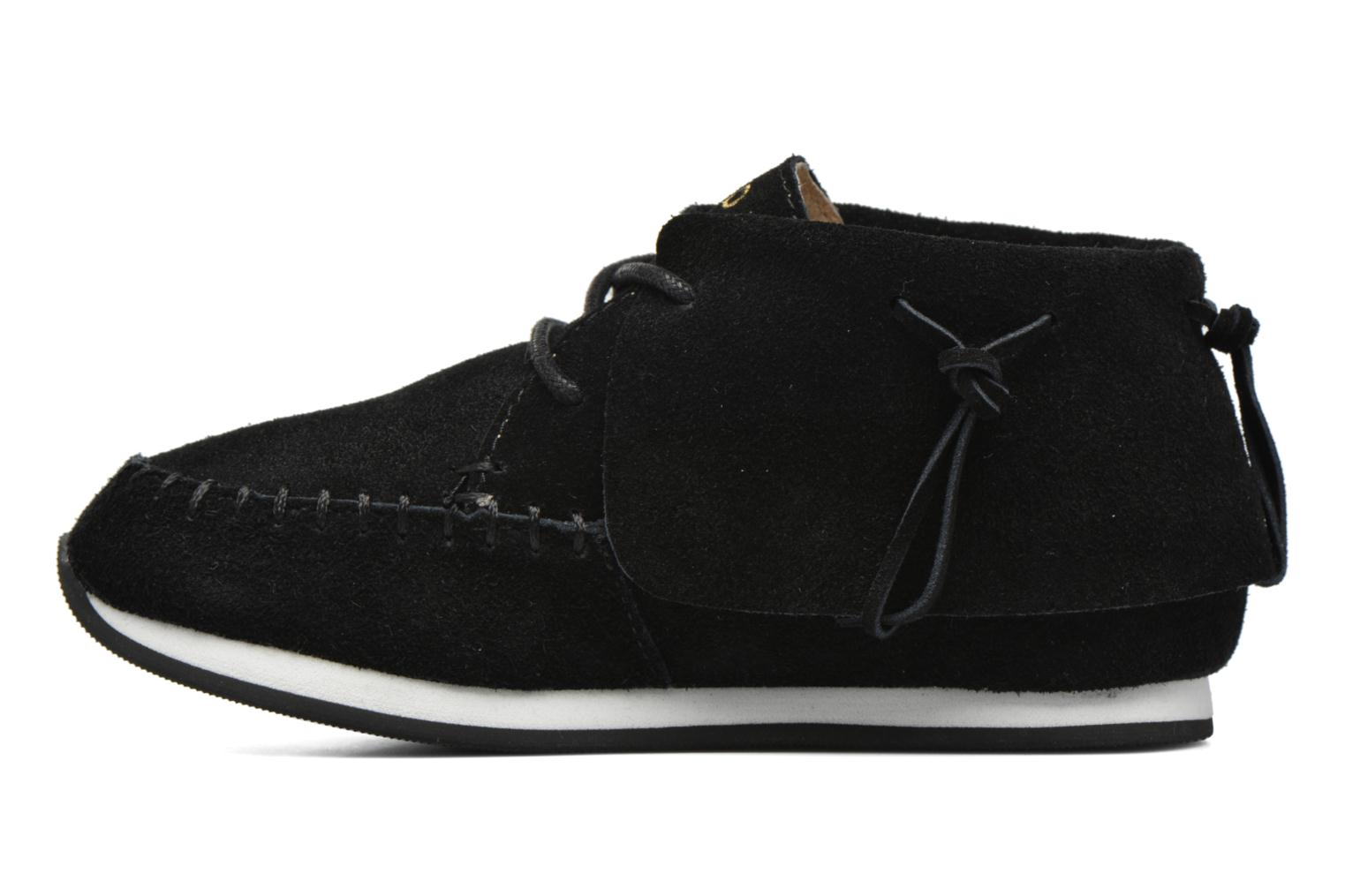 Trainers Akid Stone Black front view