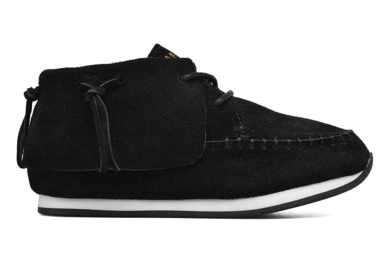 Trainers Akid Stone Black back view