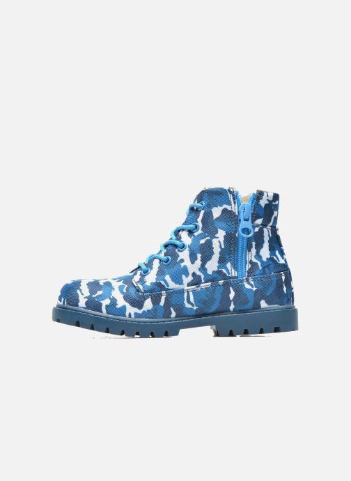 Boots en enkellaarsjes Akid Atticus Blauw voorkant