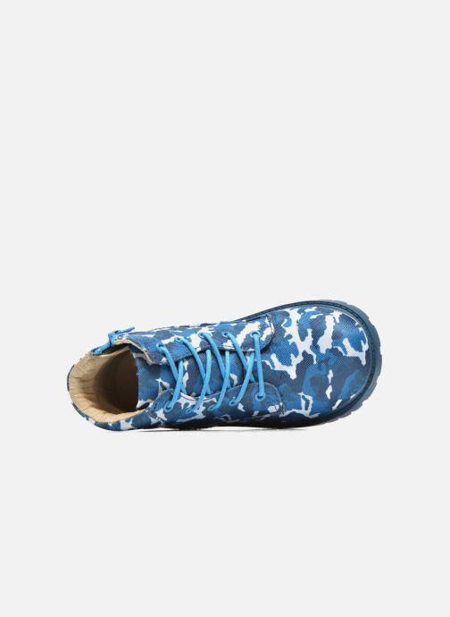 Boots en enkellaarsjes Akid Atticus Blauw links