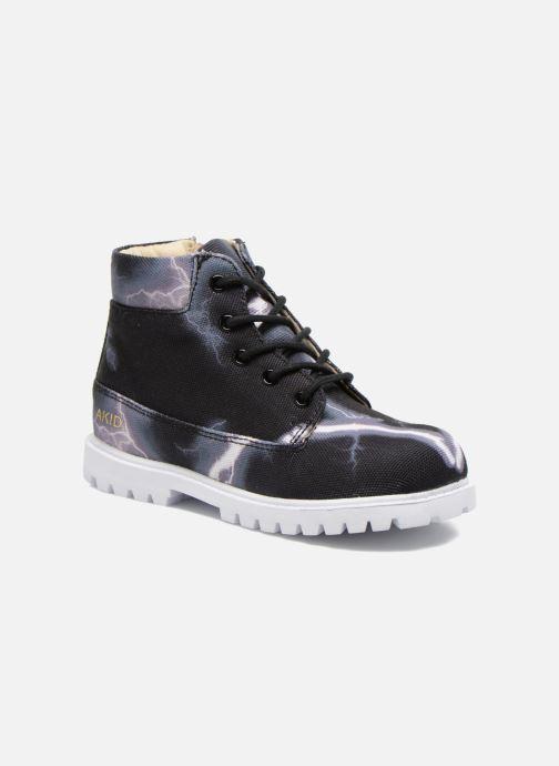 Stiefeletten & Boots Akid Atticus schwarz detaillierte ansicht/modell