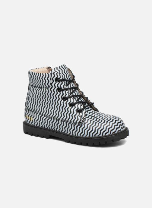 Bottines et boots Akid Atticus Noir vue détail/paire