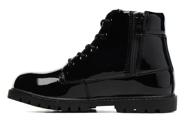 Bottines et boots Akid Atticus Noir vue face