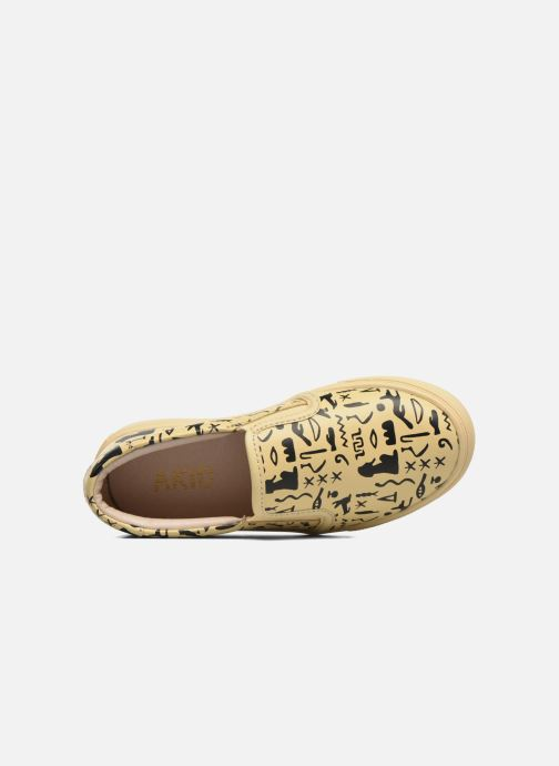 Sneakers Akid Liv Beige immagine sinistra