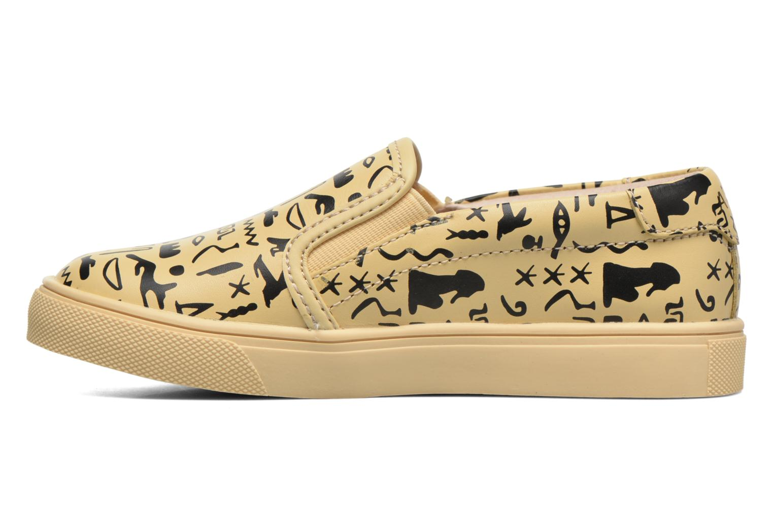 Trainers Akid Liv Beige front view