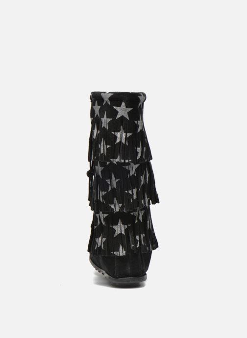 Laarzen Minnetonka Star 3 Layer Zwart rechts