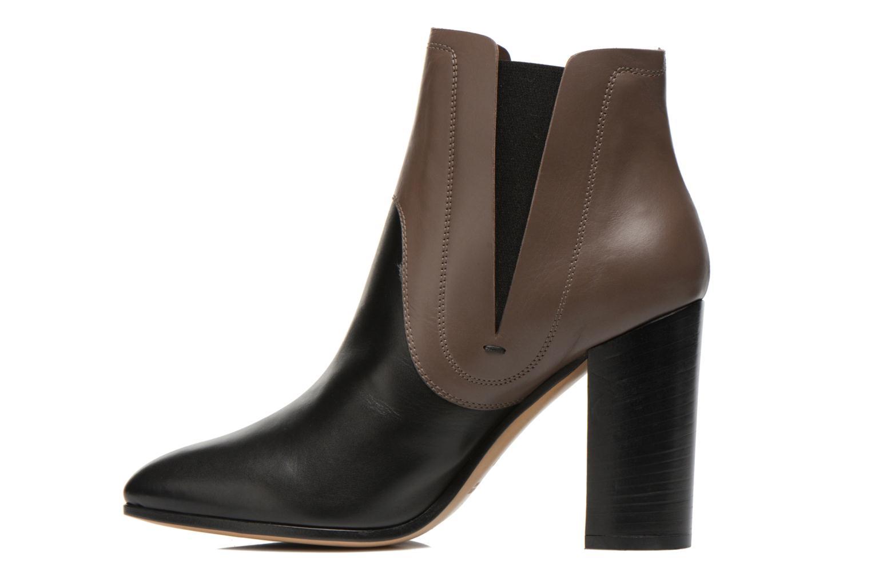 Bottines et boots Rebecca Balducci 5017 Marron vue face
