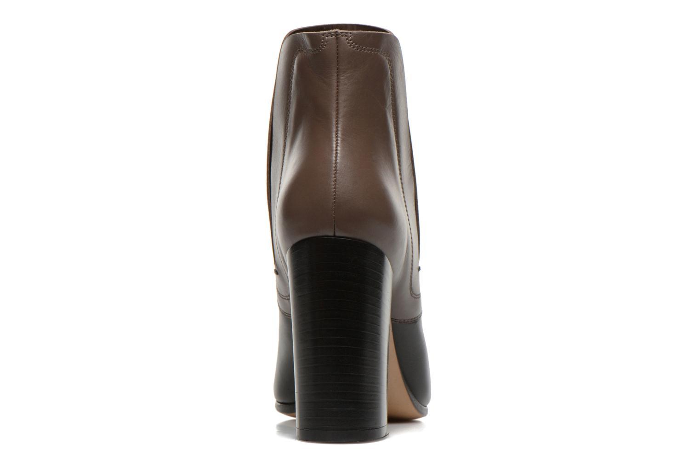 Bottines et boots Rebecca Balducci 5017 Marron vue droite