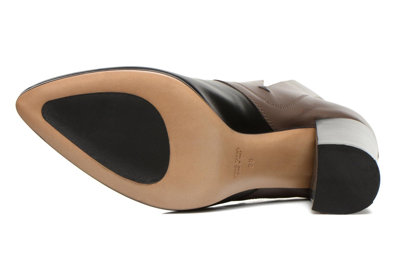 Bottines et boots Rebecca Balducci 5017 Marron vue haut