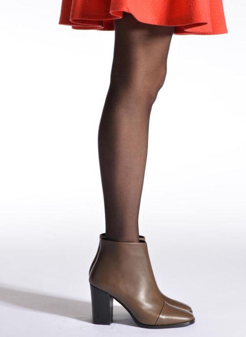Bottines et boots Rebecca Balducci 5023 Marron vue bas / vue portée sac
