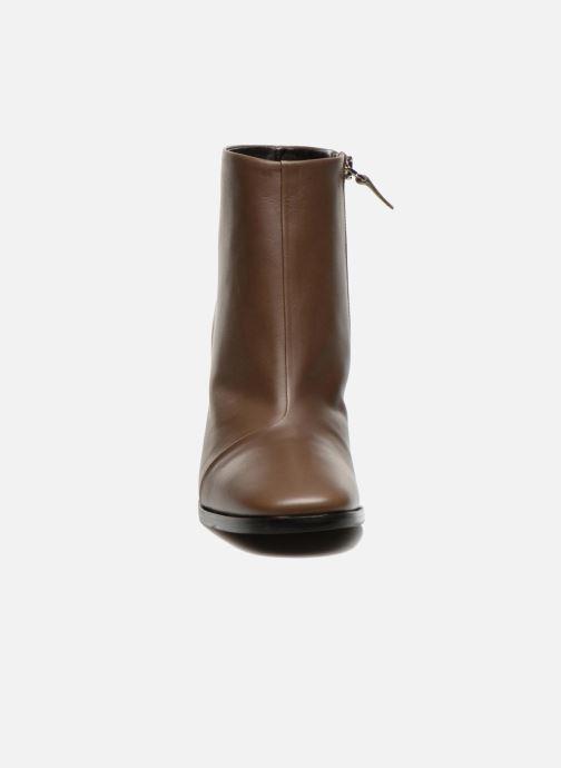 Bottines et boots Rebecca Balducci 5023 Marron vue portées chaussures