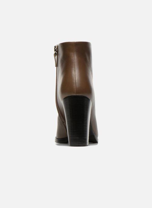 Bottines et boots Rebecca Balducci 5023 Marron vue droite