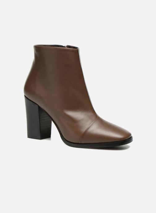 Bottines et boots Rebecca Balducci 5023 Marron vue détail/paire