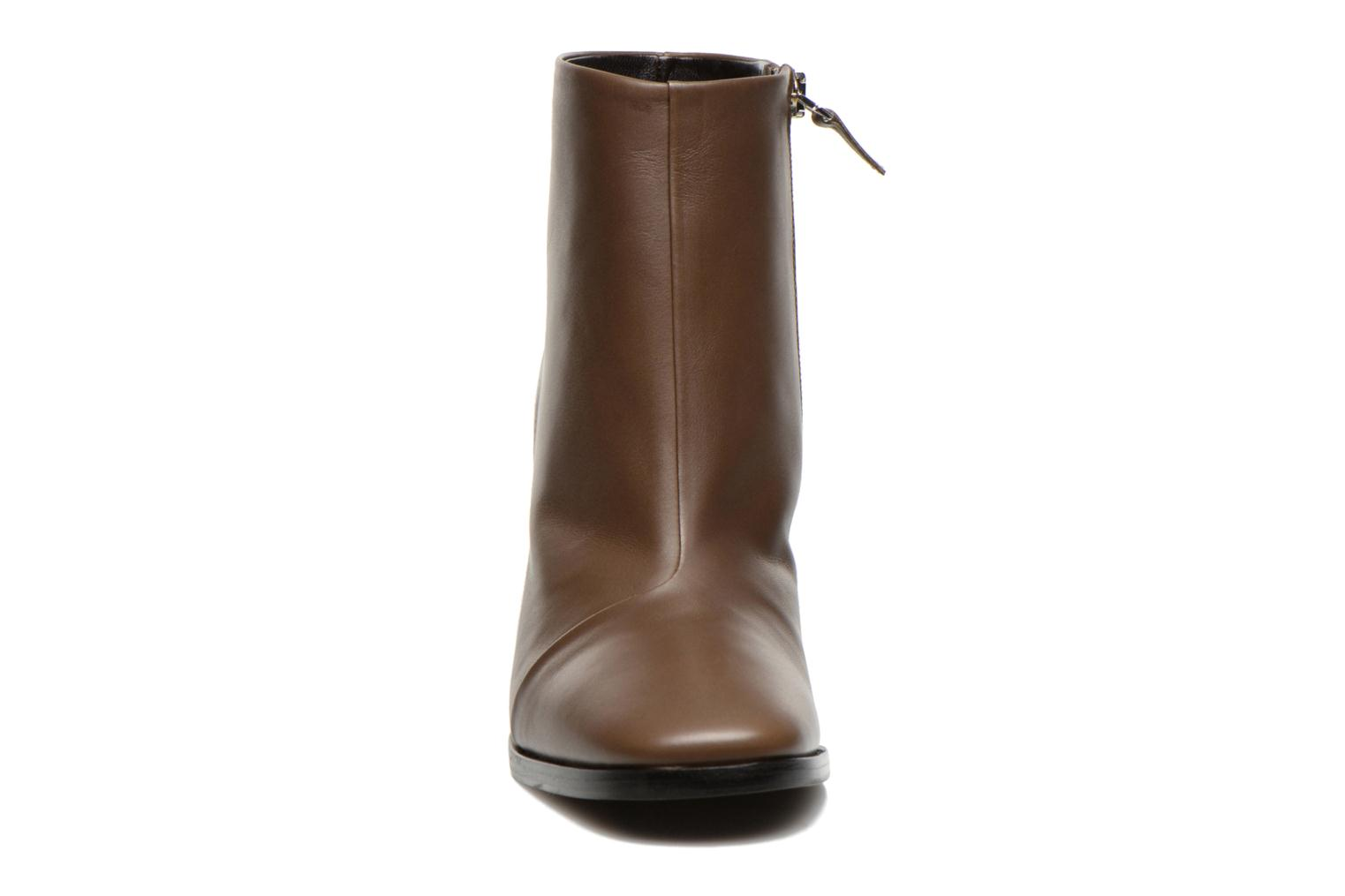 Ankle boots Rebecca Balducci 5023 Brown model view