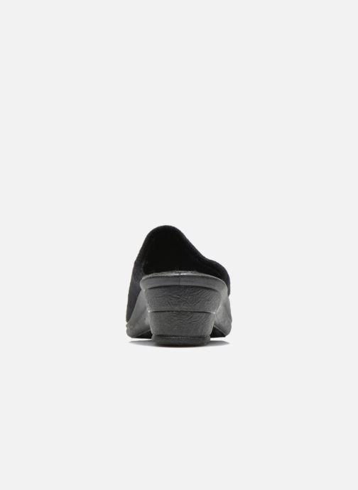 Pantoffels Rondinaud Nans Grijs rechts