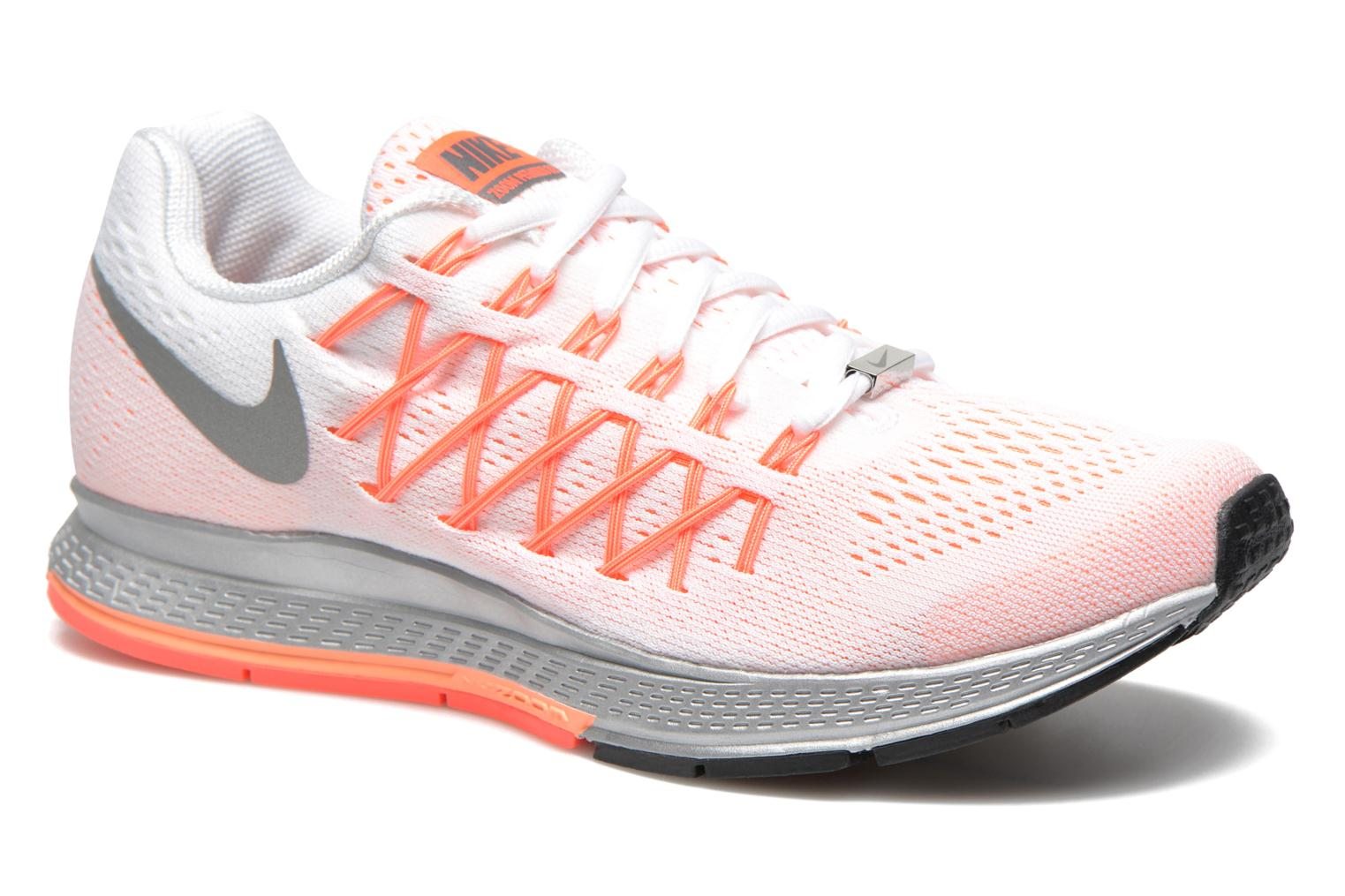 half off 9c882 35ad9 ... where to buy chaussures de sport nike w nike air zoom pegasus 32 nwm  blanc vue