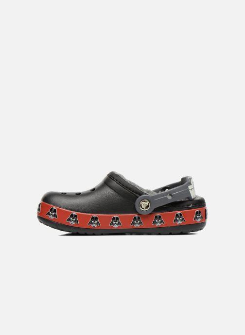 Sandali e scarpe aperte Crocs CB Darth Vader Lined Clog Nero immagine frontale