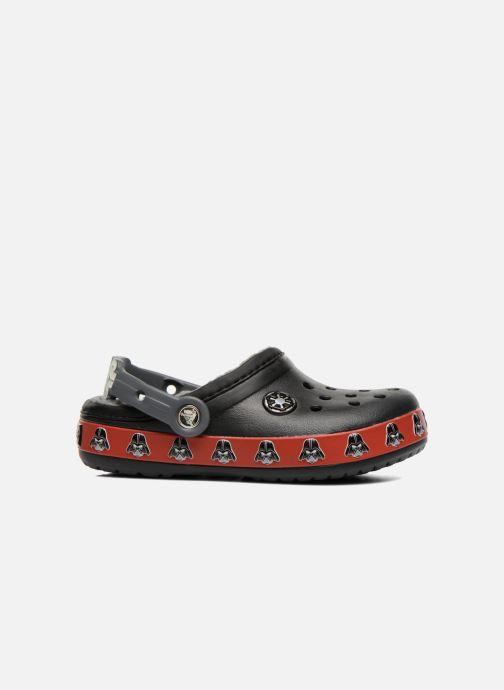 Sandalen Crocs CB Darth Vader Lined Clog Zwart achterkant